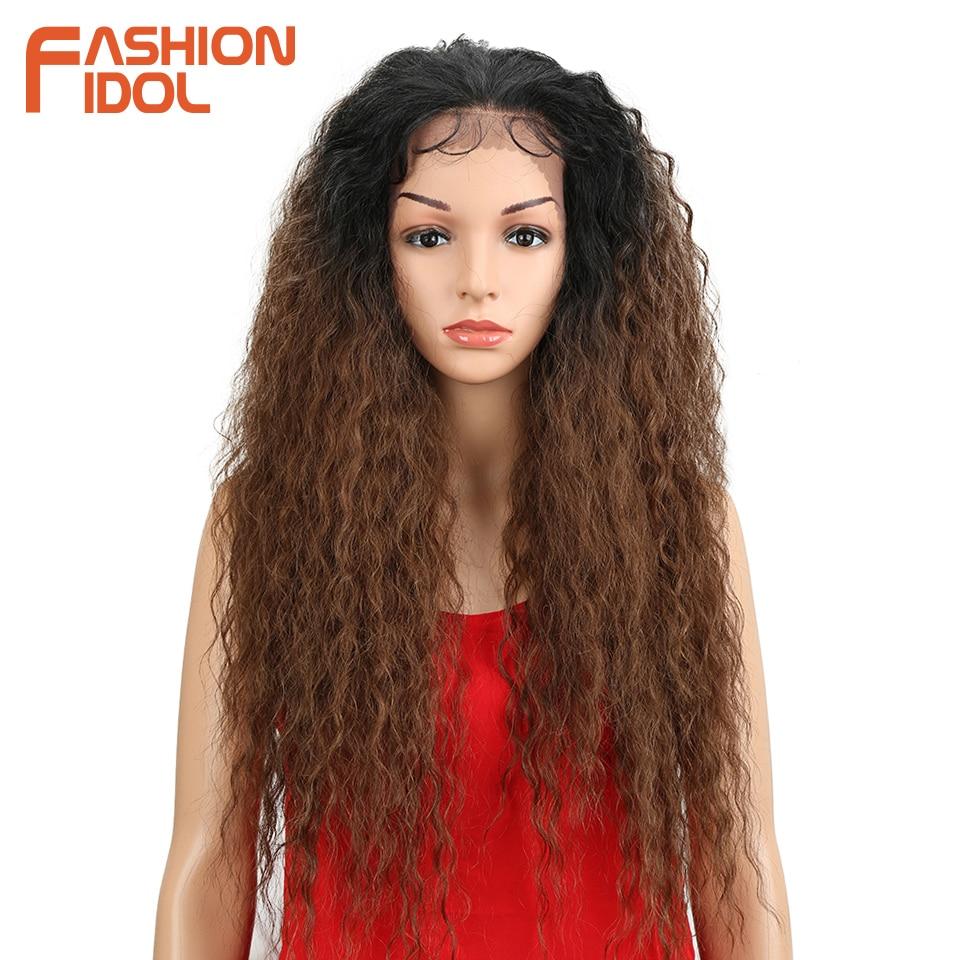 Lange Pruiken Echt Haar.Kopen Goedkoop Mode Idol Pruiken Voor Zwarte Vrouwen
