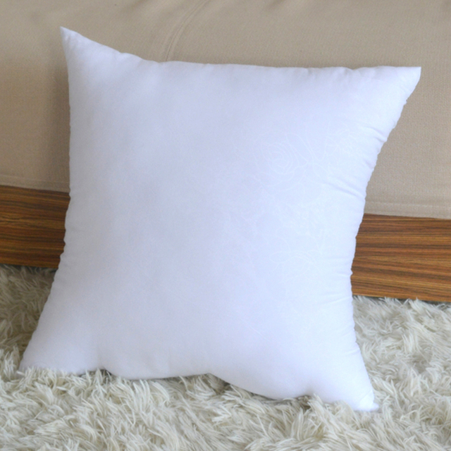 Home Cushion Inner Pillow Insert Filler Core Sofa Soft Thick Pp Cotton Padded Square Rectangular