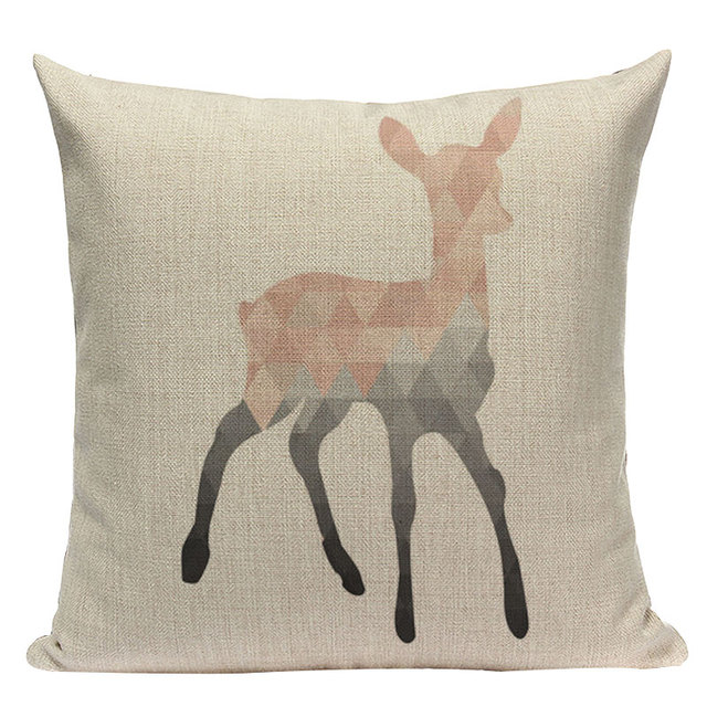 Nordic Pop Geometric Pillowcase Size: L313 Color: L313-2