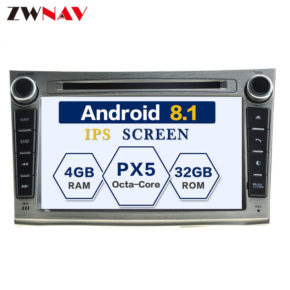 Android 8.0 8 Core RAM 4 gb ROM 32 gb Auto GPS Auto Radio Bildschirm DVD Player Für Subaru Legacy Outback 2009-2014 freies Karte Und Kamera
