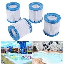1/2/4 шт. фильтрующего элемента насос для 300 Гал/ч плавательный бассейн фильтр водяных насосов замена BDF99