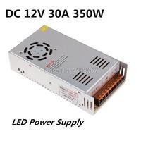 1PC AC 110V 220V to DC 12V 30A 350W Voltage Transformer Switch Power Supply for Led Strip & Led billboard