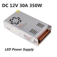1PC AC 110V 220V To DC 12V 30A 350W Voltage Transformer Switch Power Supply For Led