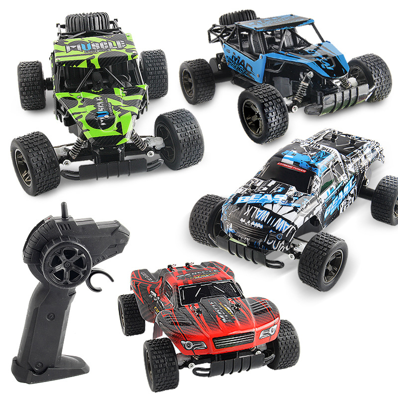 1 20 RC car toys High speed vehicle Dirt bike Off road vehicle Remote Control Car