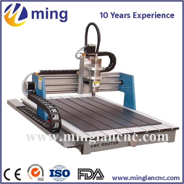 Minglan routeur cnc en promotion machine ML6090/6012/6040Minglan routeur cnc en promotion machine ML6090/6012/6040