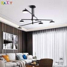 KAIT Modern LED Ceiling Chandelier Living Room Bedroom Creative Home