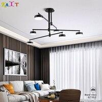 KAIT Moderne LED Decke Kronleuchter Wohnzimmer Schlafzimmer Kreative Hause-in Kronleuchter aus Licht & Beleuchtung bei