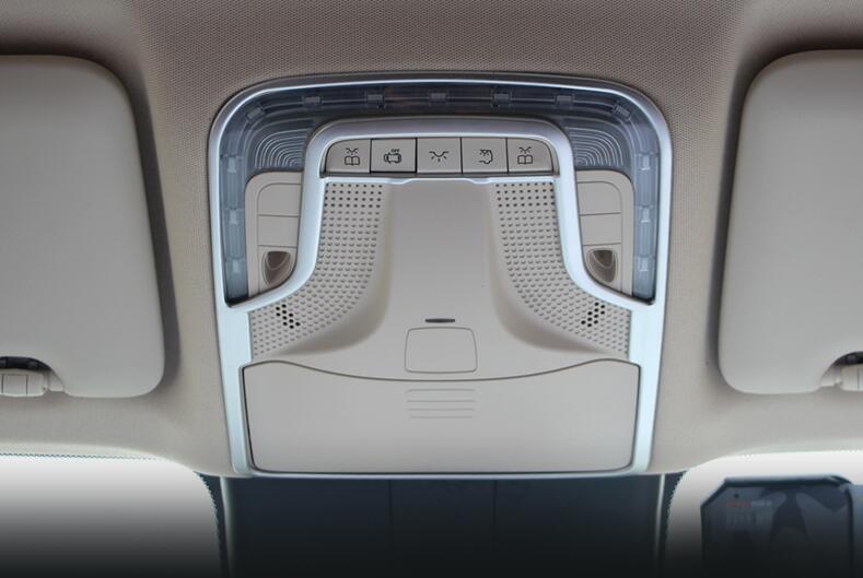 Intérieure rétroviseur Cadre Décembre revêtement d'habillage Pour Mercedes-Benz Classe E W212 09-15 C Classe W205 15- 16 GLK Classe X204 09-15