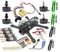 FPV 250 mini drone DIY ZMR250 Quadcopter Carbon Fiber frame set with 2204 2300kv HobbyWing 10A Esc CC3d EVO Flight Control