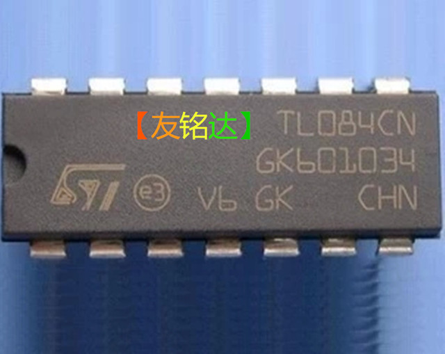 integrated circuit IC TL084 TL084CN DIP 14 on Aliexpress com | Alibaba Group