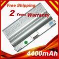 4400mAh 11.1V Laptop Battery for Sony VGP-BPS8 VGP-BPS8A VAIO VGC-LB15 VGN-FZ11L VGN-FZ15  VGN-FZ17 VGN-FZ38 VGN-FZ91HS 6cells