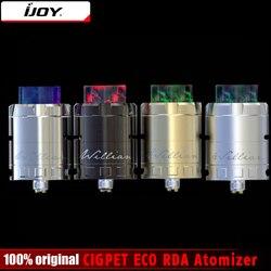 Original ijoy cigpet eco rda atomizer e cig rebuildable atomizer 510 thread big airflow resin drip.jpg 250x250