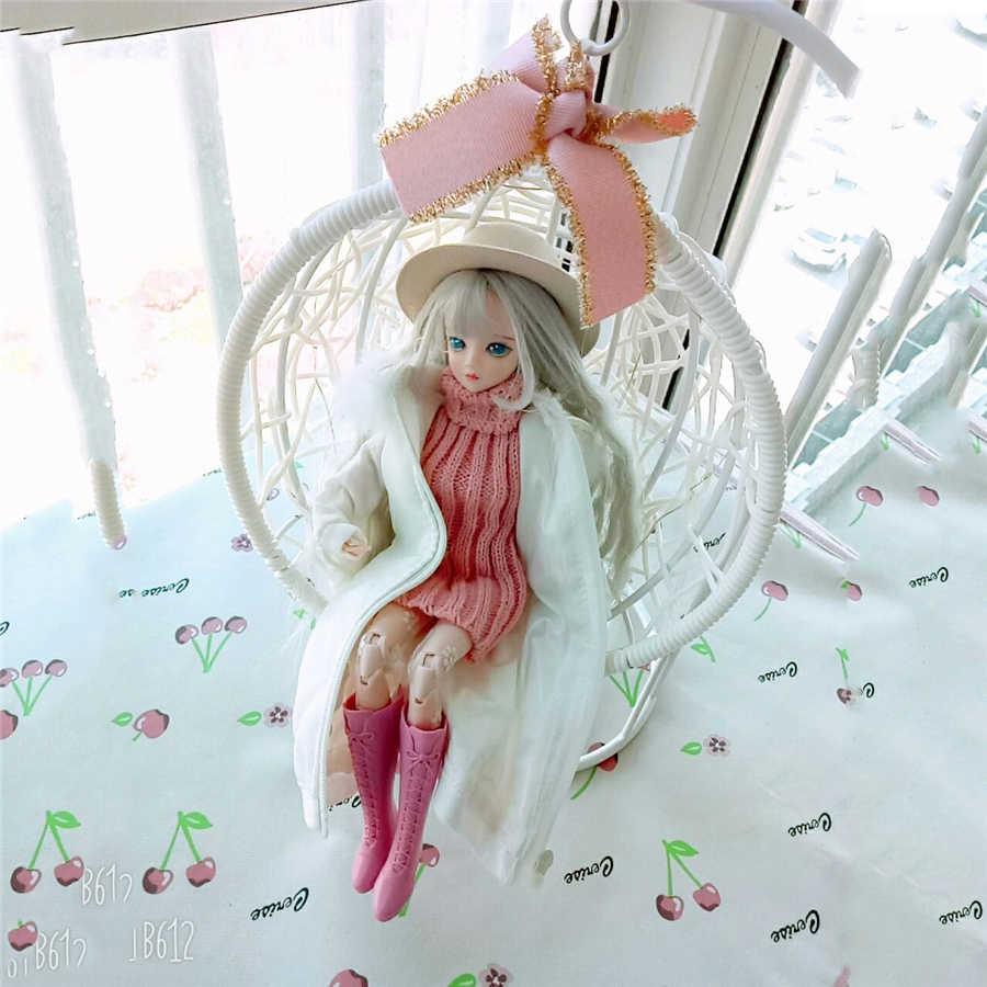 2019 новейшее платье куклы модный пуховик Одежда ручной работы наряды для Барби 1/6 BJD кукла аксессуары подарок для девочки DIY игрушки