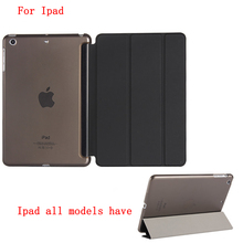 Tablet Cover Case For iPadmini1 2 3 7.9inch 2018 waterproof Slim shell Smart Stand Anti-fall shockproof Folding