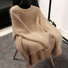 Soft C5692 Pullover Mohair