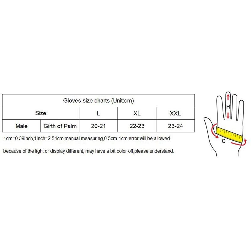Γνήσια δερμάτινα γάντια με - Αξεσουάρ ένδυσης - Φωτογραφία 6