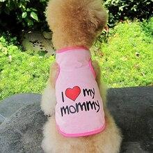 Pet Dog Puppy Cat Clothes Vest Doggie