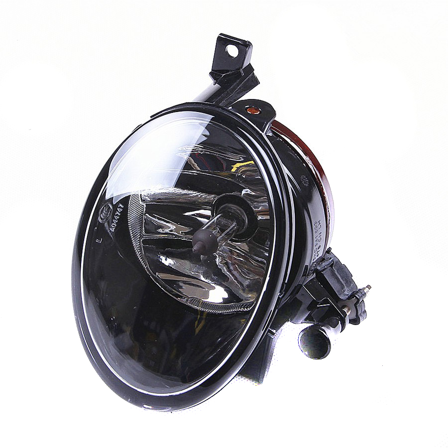 TUKE car lights  OEM Left Car Front Bumper Fog Lights Fit VW Golf MK6 Jetta 6 Eos Touran Tiguan 5KD941 699 5K0 941 699 5K0941699 car light source front convex lens fog lights lamp for vw volkswagen jetta golf mk6 tiguan fog light 5kd941699 5kd941700