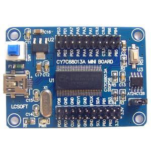 Image 1 - EZ USB FX2LP CY7C68013A USB Bordo di Centro del Bordo di Sviluppo Analizzatore Logico
