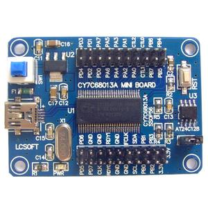Image 1 - EZ USB FX2LP CY7C68013A USB Core Board Development Board Logic Analyzer