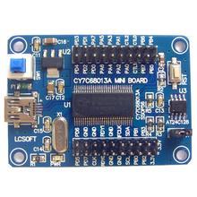 USB материнская плата параметров FX2LP CY7C68013A, логический анализатор