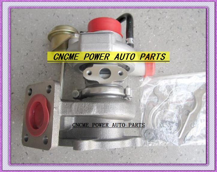 Holdwell Turbocharger Turbo TD03 49131-02090 1J403-17013 for Kubota Earth Moving Excavator