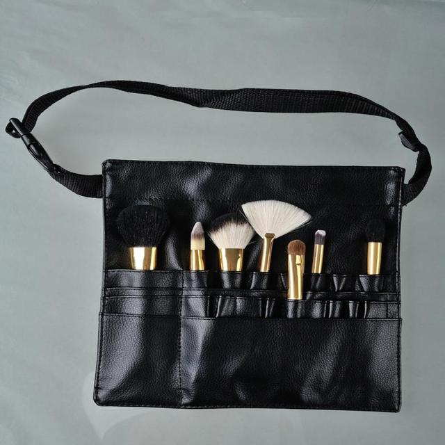 Waist Bag Brand Belt Bag Waist Packs Professional Beauty Makeup Brush Aprons Bags Make UP Artists Unilateral Pockets