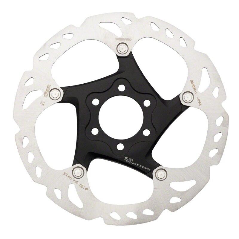 SHIMANO XT RT86 6/7 Pouces 160mm 180mm Disque De Frein 6-Bolts Rotor pièces accessoires de vélo ICE-TECH système