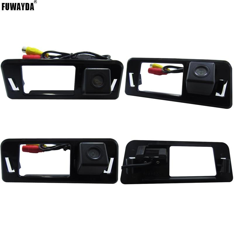 FUWAYDA Wireless SONY CCD Chip Sensor Special Car Rear View Reverse Backup Mirror Image DVD GPS NAV CAMERA for Subaru XV HD