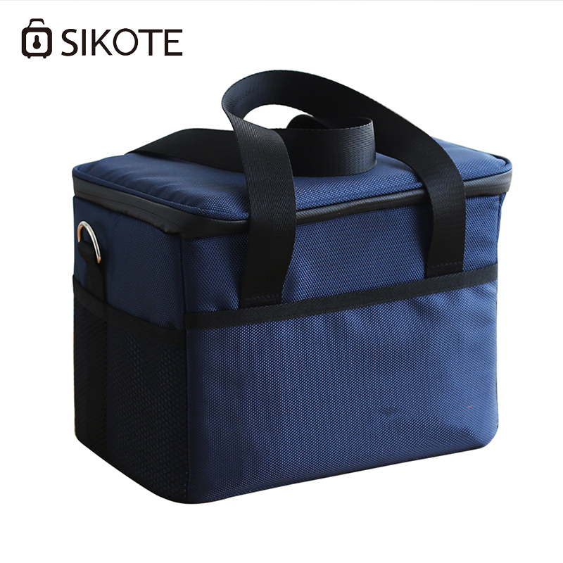 SIKOTE 70L large capacity Lunch Bags Picnic Storage Bag thicken Storage Lunch box Fresh Keep Thermal Insulated Cooler Bag newest insulated cooler thermal picnic lunch box waterproof tote lunch bag for kids adult outdoor bags picnic bag insulated bags