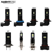 Nighteye H1 H3 H4 H7 H9 H10 H11 9005 9006 880 881 80W Set 800LM With