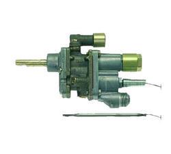 FAGOR U741130 COPRECI THERMOSTAT GAS VALVE 300 FTG FRYER TOP CG COOKTOP M8 TC