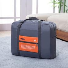 Fashion WaterProof Travel Bag Large Capacity Bag Women Men Nylon Folding Bag Unisex Luggage Travel Handbags