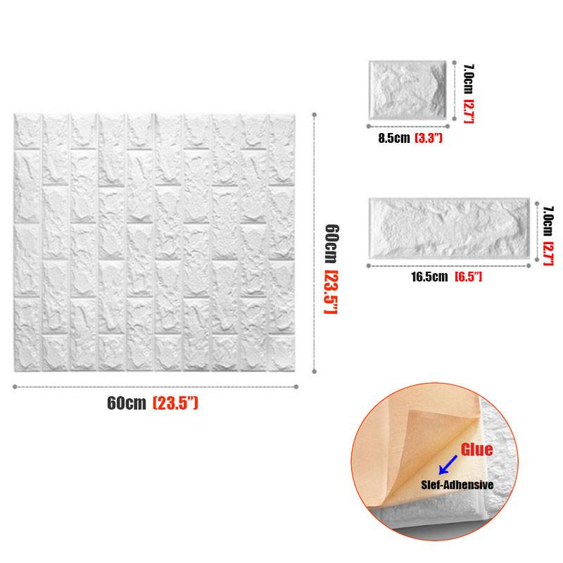 HTB1OnDPOVXXXXb2XXXXq6xXFXXXA - DIY Self Adhesive 3D Wall Stickers Bedroom Decor Foam Brick Room Decor Wallpaper Wall Decor Living Wall Sticker For Kids Room