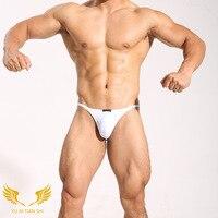 Mens Thongs And G Strings Slim Sexy Men S Underwear Smooth Silk Thong Gay Mens Sexy