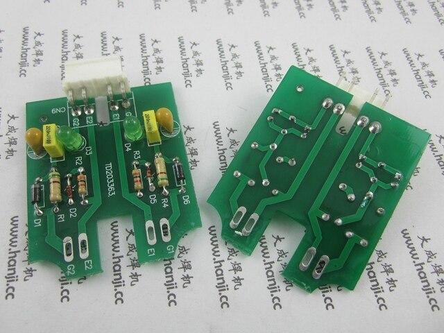 IGBT invertör tetik kartı IGBT modülü sürücü panosu LED tetik küçük devre KAYNAK MAKINESİ