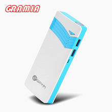 20000MAH  Portable Universal Battery Mobile phone External Power Bank Dual USB Battery Charger With LED Indicator For phones