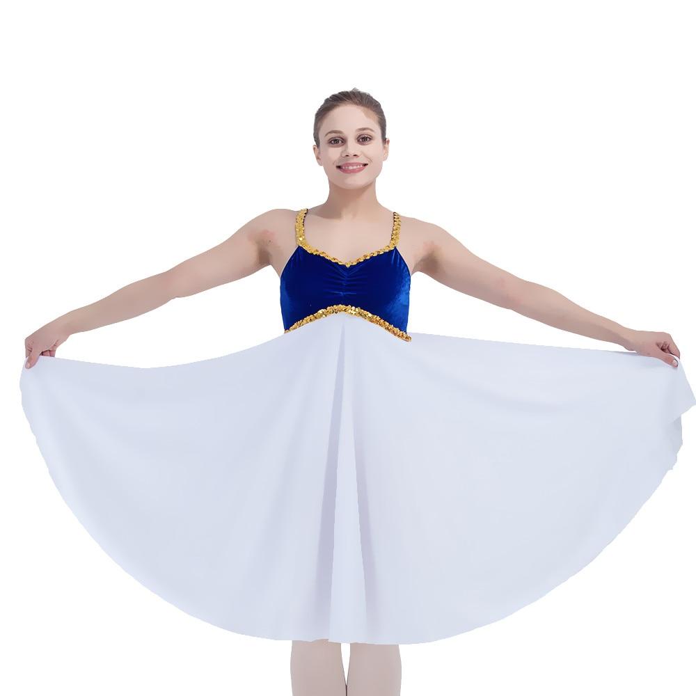 09b65b294e7d Dancers Choices Girls White Lace Long Sleeve Green Nylon Lycra ...