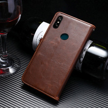 For Doogee Y8 Case Flip Wallet Business PU Leather FundaS Phone for Cover Coque Accessories Stand Bags Fundas