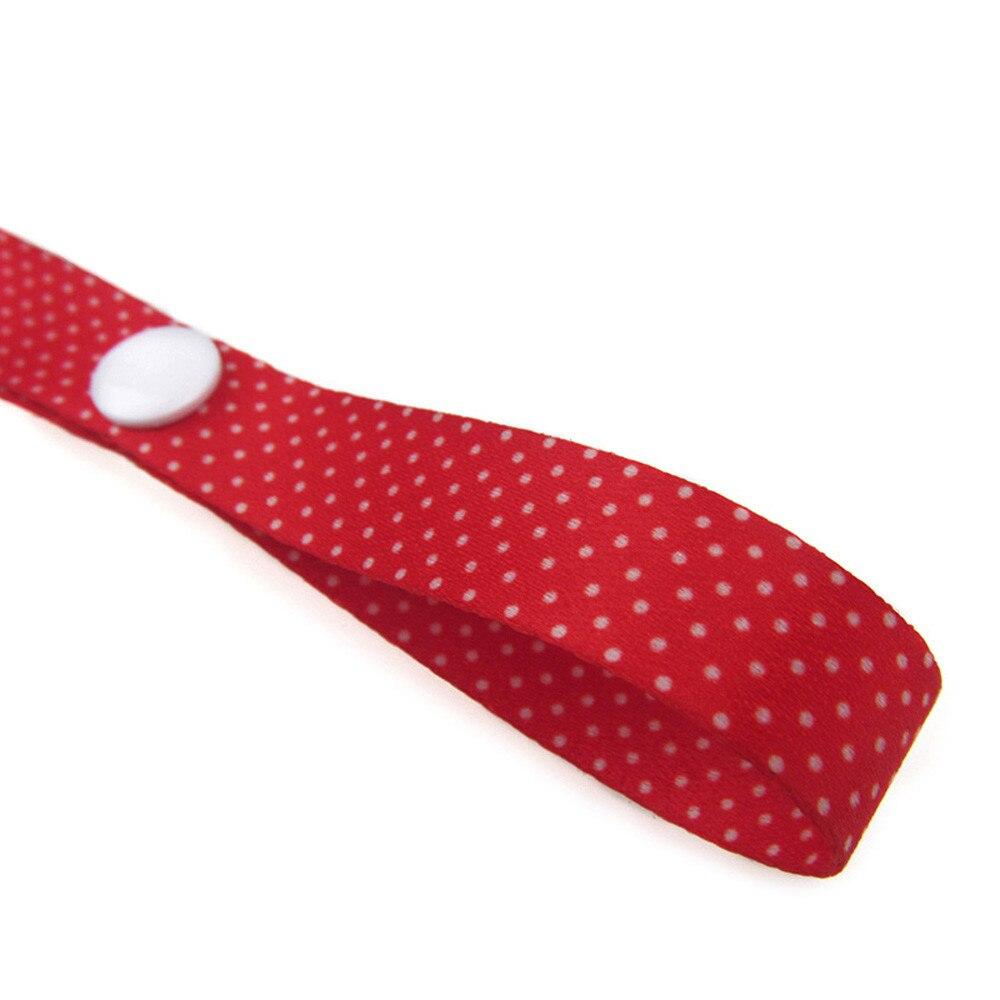60 см* 1,5 см детская Нескользящая вешалка, держатель для ремня, игрушки, ремень для коляски, фиксированная Автомобильная цепочка для соски, высокое качество, для детских принадлежностей - Цвет: J