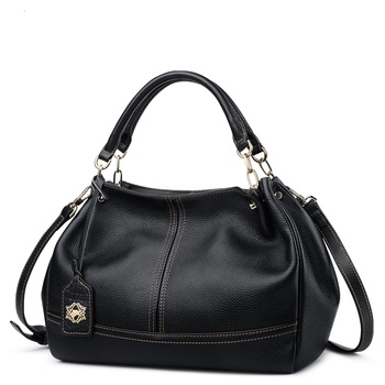 ZOOLER quality genuine leather bag luxury top handle handbags women bags pillow shoulder bag bolsa feminina#8160