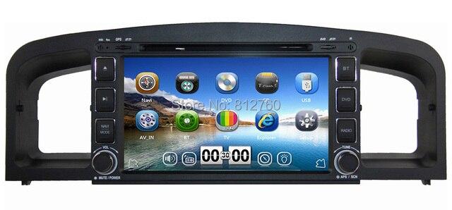 "7"" Car DVD Player for Lifan 620 Solano with GPS Bluetooth TV Ipod Radio 3G USB port,Russian menu language+map+Free camera"