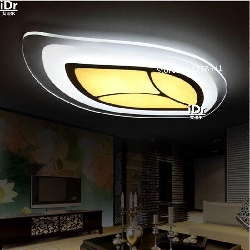 online kaufen großhandel oval lampe aus china oval lampe ... - Moderne Wohnzimmerlampe