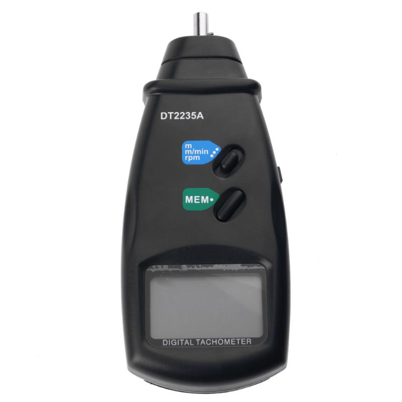 Digital Laser Tachometer RPM Meter Non-Contact 2.5RPM-99999RPM LCD Display Speed Meter SM6234E Tester Speed vc6234p vc6235p vc6236p tachometer speed meter