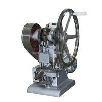 Single punch tablet press machine TDP 1.5 pill press machine / pill making / TABLET PRESSING, pill making
