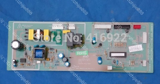 95% new good working 100% tested for Midea refrigerator pc board motherboard control board  BCD-253UTM BCD-253UTM6 on sale sbc8252 long industrial motherboard cpu card p3 long tested good working perfec