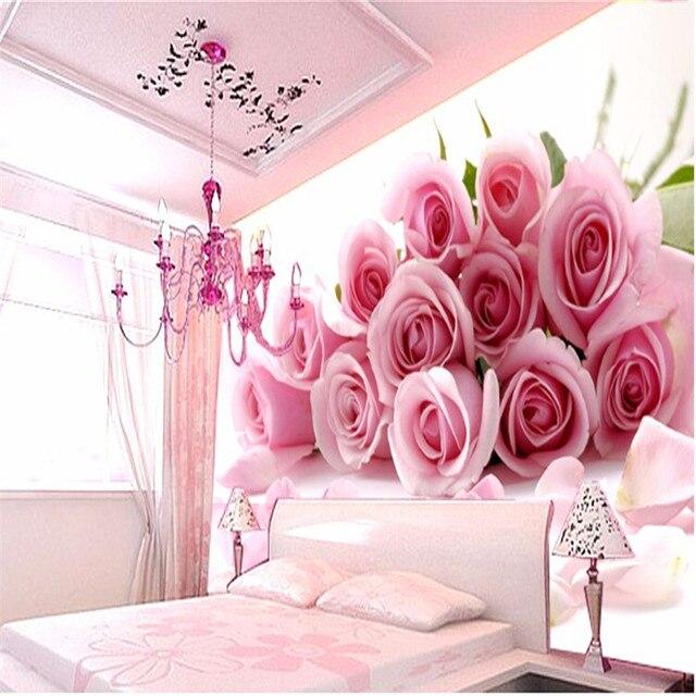 Online Shop beibehang papel de parede 3D photo wallpaper Romantic ...