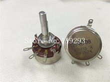 [BELLA]WTH118-1A 2W 150K potentiometer shaft with thread length 30MMF–10PCS/LOT