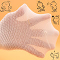 2017 Summer Ultrathin Baby Pantyhose Girls Large PP Combed Cotton Tights for 6M To 5 Years Old Children