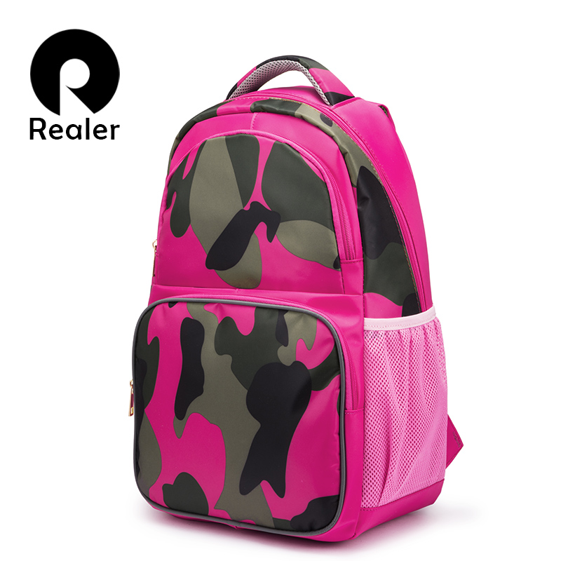 Backpack for women waterproof laptop backpack fashion travel backpacks school bags for teenage girls Outdoor Camping